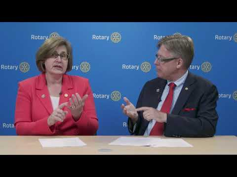 Update on Rotary International's Five-Year Financial Forecast