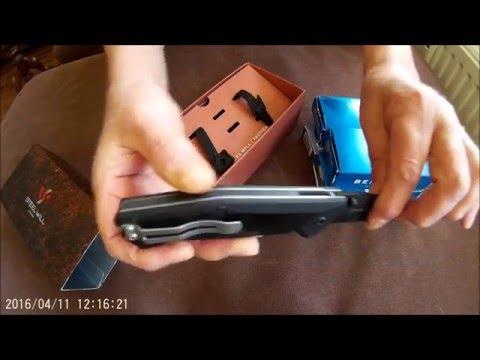knife sale april 2016 part 3 High End Production Folding Knives