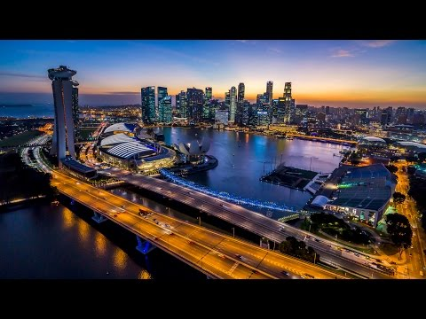 My Home - A time lapse of Singapore (2015)