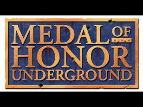 Medal of Honor Underground -Part 1(I'm a woman?)