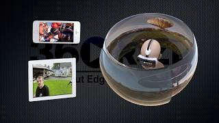 Process of creating 360 Video Content using multi-camera systems