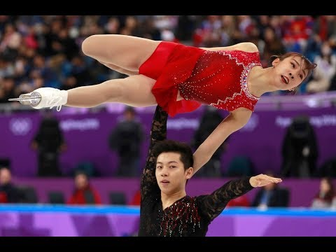 A Korean figure skater and his sungla sses provide the viral video the PyeongChang Olympics