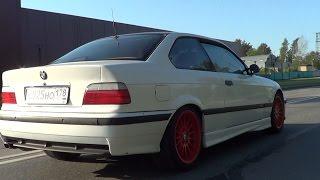 Тест драйв BMW E36 328