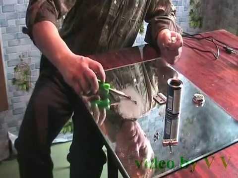 Чем наточить ножи из машинки для стрижки волос