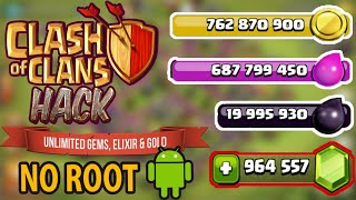 clash of clans gems hack android no root