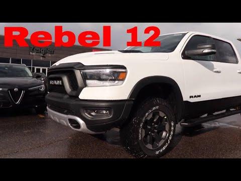 2019 Ram Rebel 12