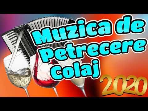 Colaj 2020 - Muzica De Petrecere 2020  Cele Mai Tari Melodii  Joc Si Voie Buna