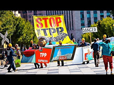 TPP Sale Echoes Broken NAFTA Promises - The Ring Of Fire
