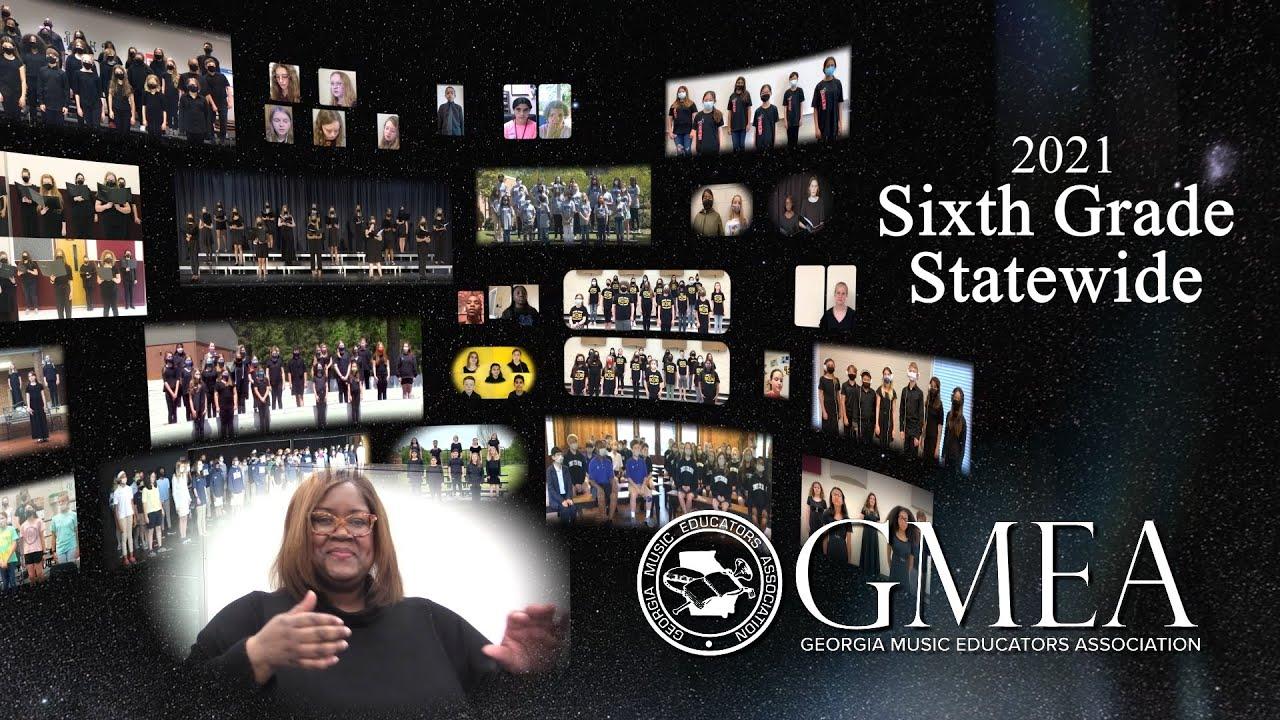 GMEA Sixth Grade Statewide Honor Chorus