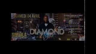 Gambar cover Teaser Diamond Night @Rennes Avec SINGUILA en Showcase 4 Avril 2015