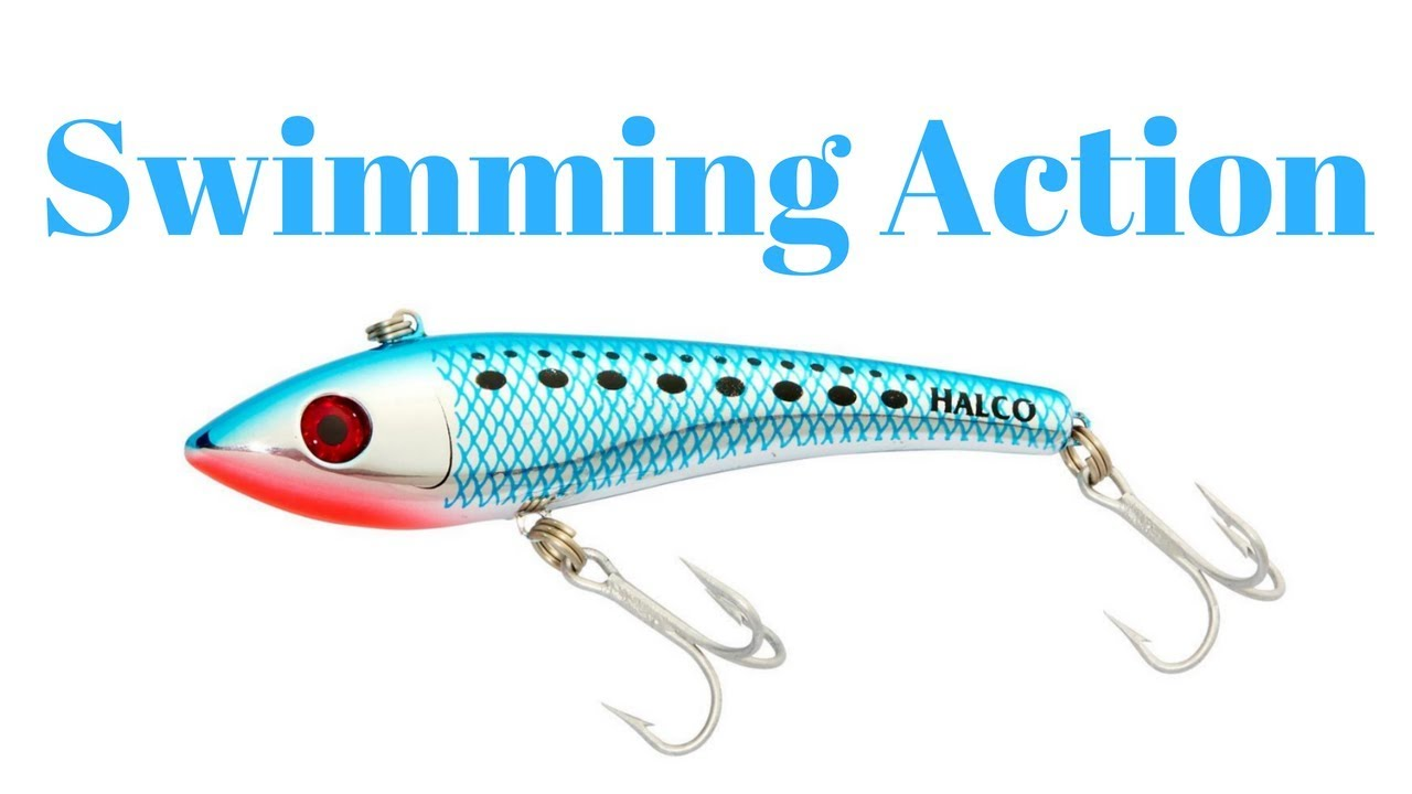 Australia Made High Speed Trolling /& Casting Big Game Saltwater Lure in Red Gold