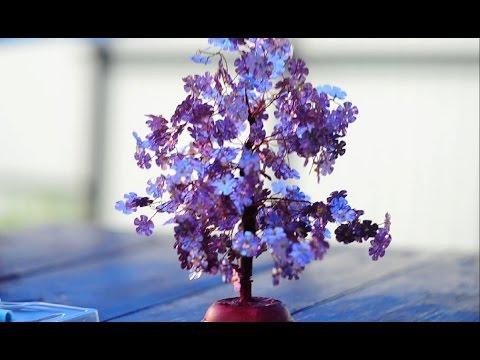 как сделать дерево счастья своими руками