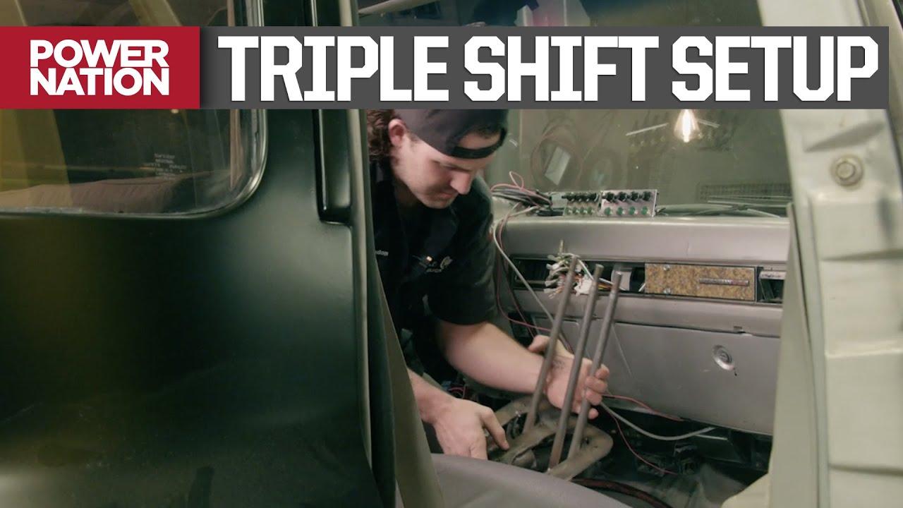 The '91 Suburban Gets A Triple Stick Shifter - Music City Trucks S1, E8