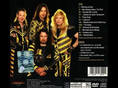 STRYPER - NO MORE HELL TO PAY (Complete Album)