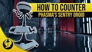 Tips on how to counter a camping Phasma! - STAR WARS Battlefront 2