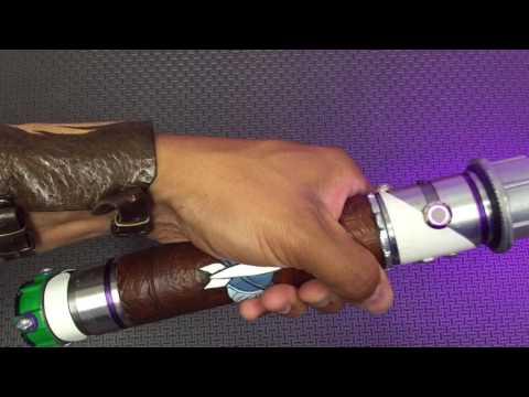 Buzz Lightyear Custom LED Saber!