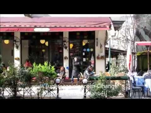Cihangir Beyoğlu - İstanbul Gezilecek Yerler