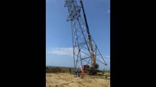 Авто крановщик 80 уровня.25 тонн на вылете 22 метр
