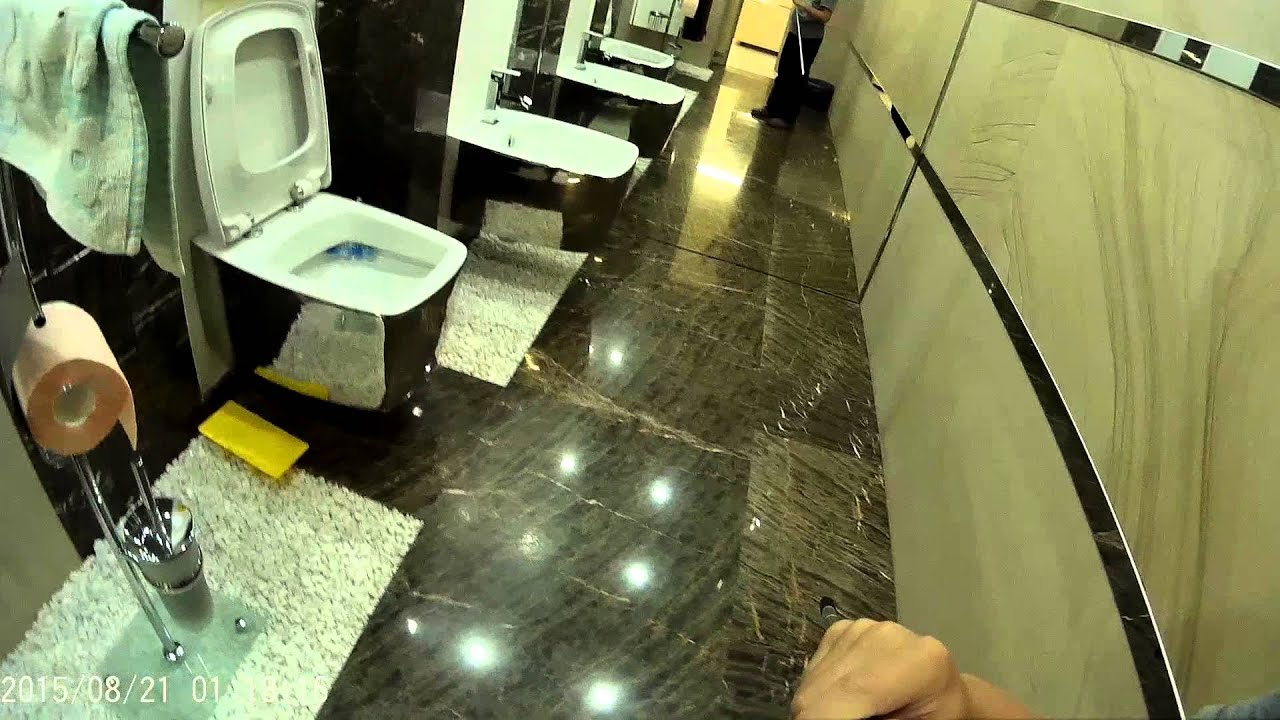 Секрыти камера на туалете