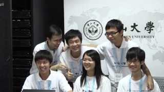 ASC 14 Meet Team Sun Yat Sen