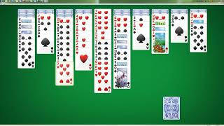 Windows 7 Solitaire, Spider Solitaire, FreeCell stream 2017-10-02