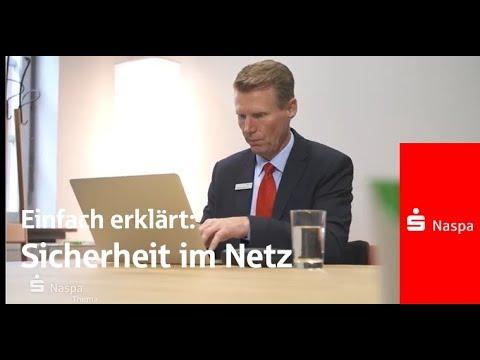 Online-Banking - Sicherheit I Was kann ich tun? I Naspa
