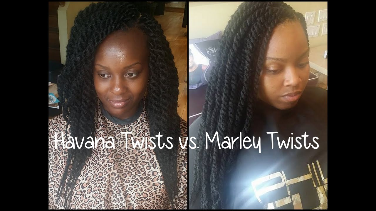 natural hair styles with marley hair twists vs marley twists 8432 | maxresdefault