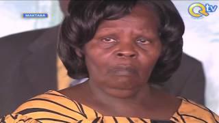 Uhusiano baina ya Kibaki na Mama Lucy Kibaki ulivyoanza