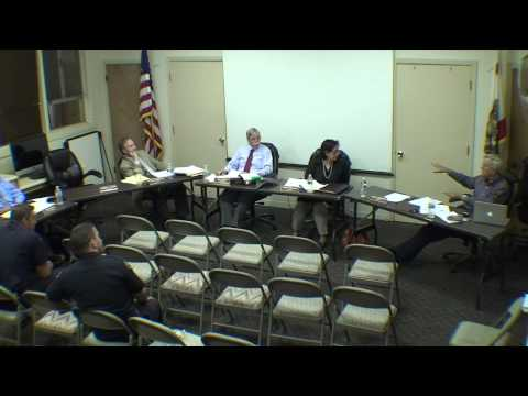 August 19, 2014 Board Meeting Part 2 of 2