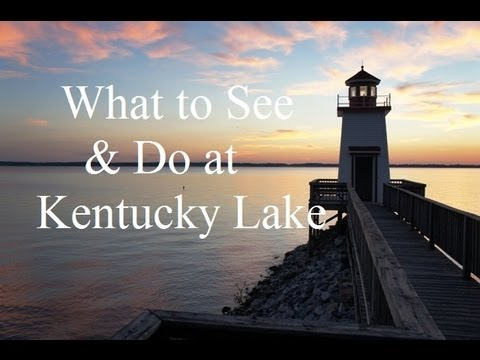 Visit Kentucky - What to See & Do on Kentucky Lake