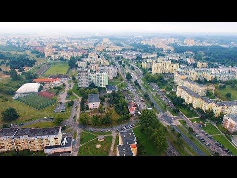 Podniebna Bydgoszcz - Nowy Fordon i okolice
