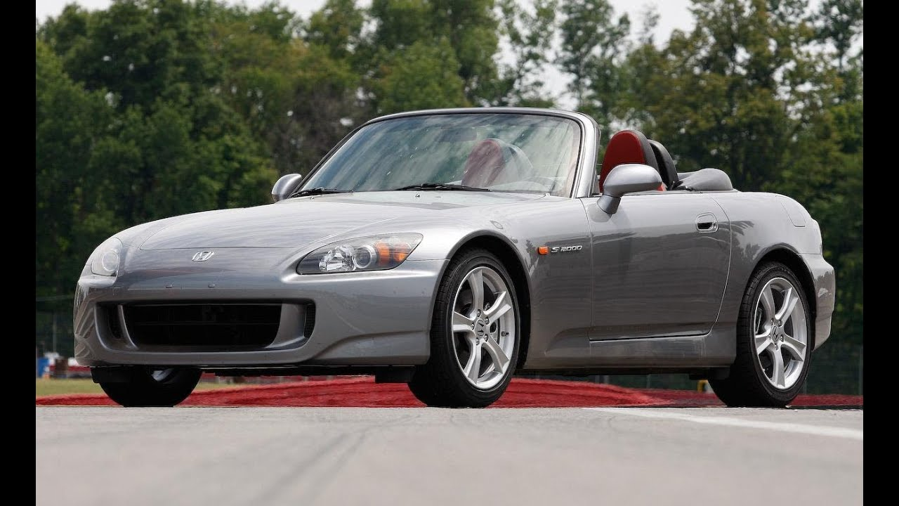 2009 Honda S2000 Name That Exhaust Note Episode 25 Car And Driver