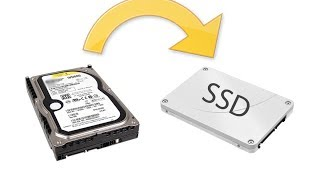 Migrate to a Solid State Drive (SSD) Without Reinstalling Windows