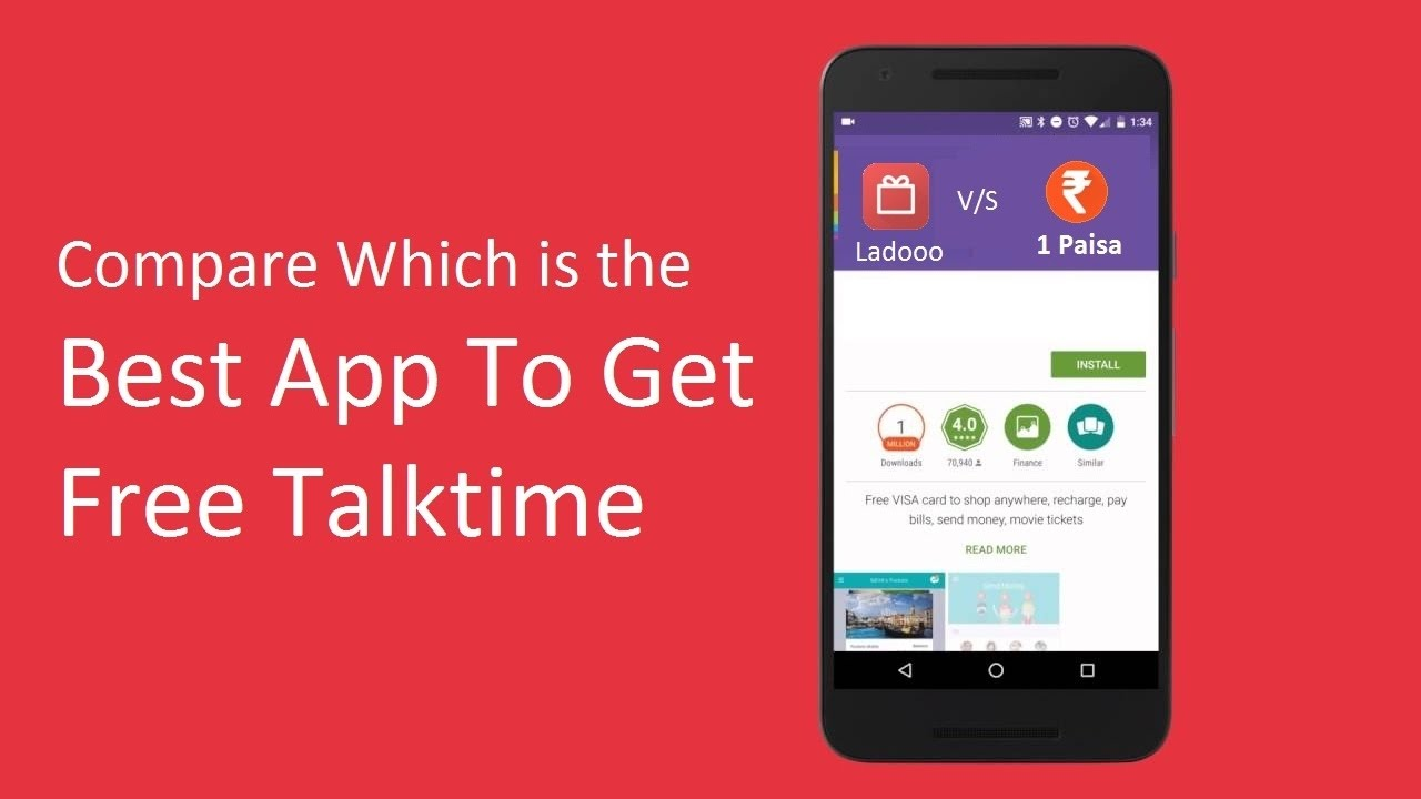 Don T Use The Best Free Recharge Apps To Get Rs 100 Talktime In A Day 2017 Youtube