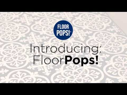 How To Install Peel And Stick Floor Tiles Youtube