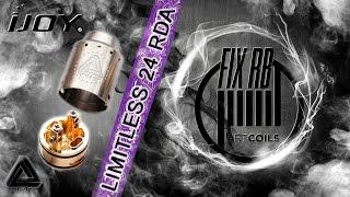 Доброе утро №51 /кофе и iJoy Limitless 24 RDA| LIVE 12.10.16 | 10:00 MCK