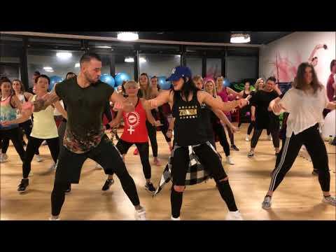 Bam Digi Bam- Karl Wine, Magda Pawińska & Krzysztof Nowak Zumba®️ fitness choreography