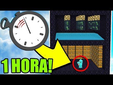 Minecraft: ESPECIAL 1 HORA DE FACTIONS! (Factions Galaxy) #Bonus ‹ Viros ›