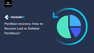 Partition recovery: How to Recover Lost or Deleted Partitions
