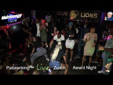 Patoranking, Live In Zurich Switzerland 2017 pt 2 Achiever`s Award