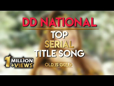 DD National Most Popular Serial Title Song | Shilpa Shinde | Shreya Ghosal | Kalpana Patowari