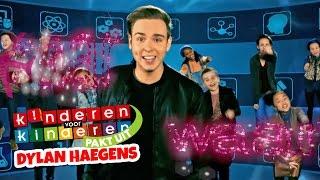Kinderen voor Kinderen pakt uit met Dylan Haegens