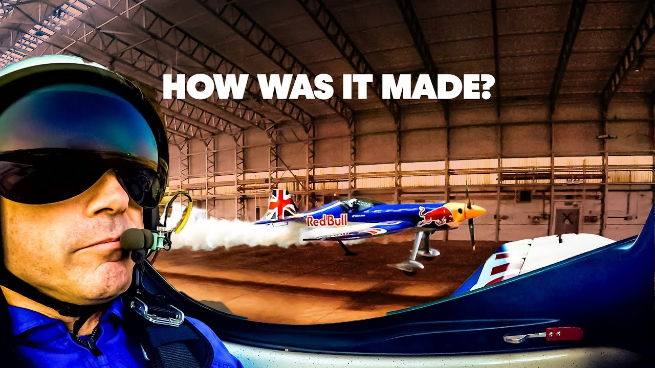 Flying Two Planes Through A Hangar | How Was It Made