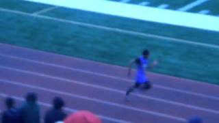 "Jaylon Burney 100m @ Sprayberry High School ""2011"""