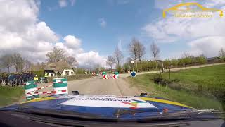 Onboard Visual Art Rally 2019 KP 5 Edwin Wolves & Ferdi ter Maat