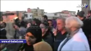 بالفيديو والصور ..نرصد احتفال كرنفالى فى تعامد الشمس على 'معابد الكرنك' بالأقصر