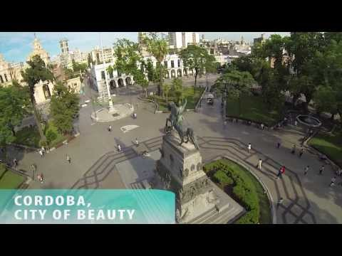 Cordoba Argentina From Above - A City For Everyone - BrainHive