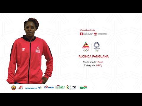 Alcinda Panguana nos quartos-de-final - Jogos Olímpicos Tóquio 2020