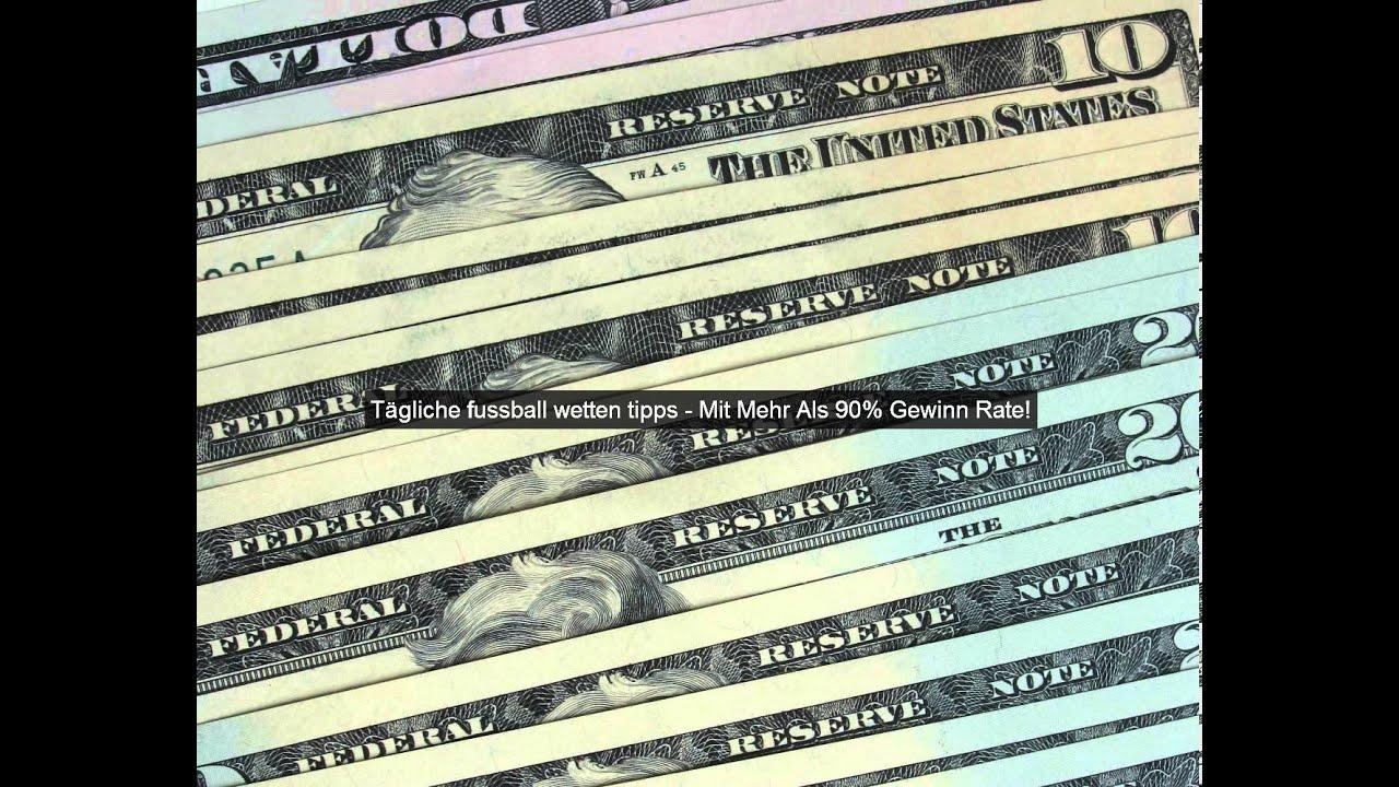 Mit Wetten Geld Verdienen