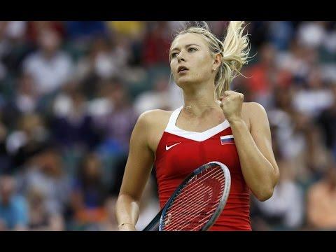 Дисквалификация Марии Шараповой: реакция международного спортивного сообщества